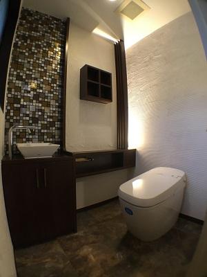 1階トイレ 施工後⑥