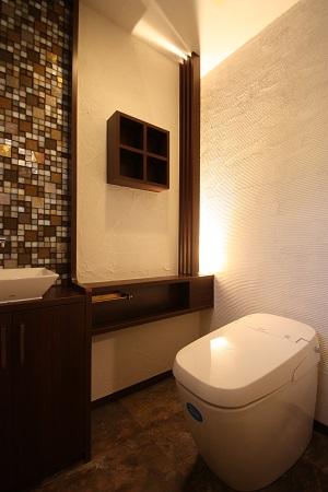 1階トイレ 施工後①